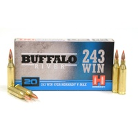 OSA Buffalo River .243WIN 87gr V-MAX (20PK)