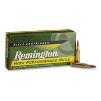 Rem .222 Rem 50gr PSP Cartridges (20PK)