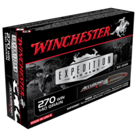 Winchester Expedition Big Game 270WIN 140gr ABCT (20PK)