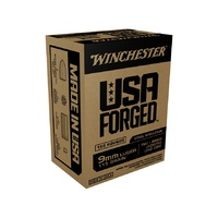 Winchester USA Forged 9MM 115gr FMJ Steel (150PK)