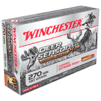 Winchester Deer Season Copper Impact LF .270Win 130gr XP (20PK)