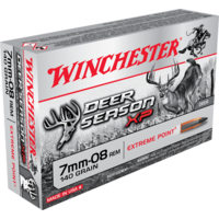 Winchester Deer Season 7MM-08 140gr XP (20PK)