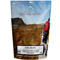 Campers Pantry Tuna Beans- Double Serve 100g