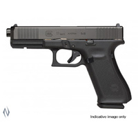 Glock 17A 9MM Full size 10 Shot Gen5  FS 122MM