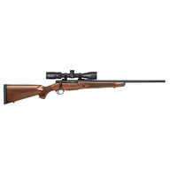 Mossberg Patriot .243WIN Walnut Vortex Scoped Combo