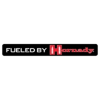 Hornady Fueled By Hornady Sticker