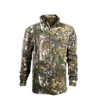 Spika Basecamp Heatfleece Jumper Real Tree