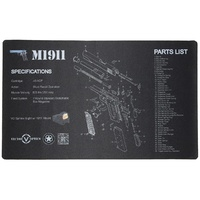 Vector Optics 1911 Bench Mat