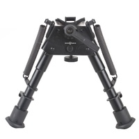 6 Inch Swivel Bipod